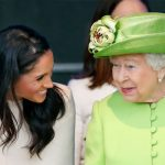 he monarch helped Meghan Markle pick out her wedding tiara Image Getty