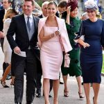 holly valance royal wedding Photo C PA