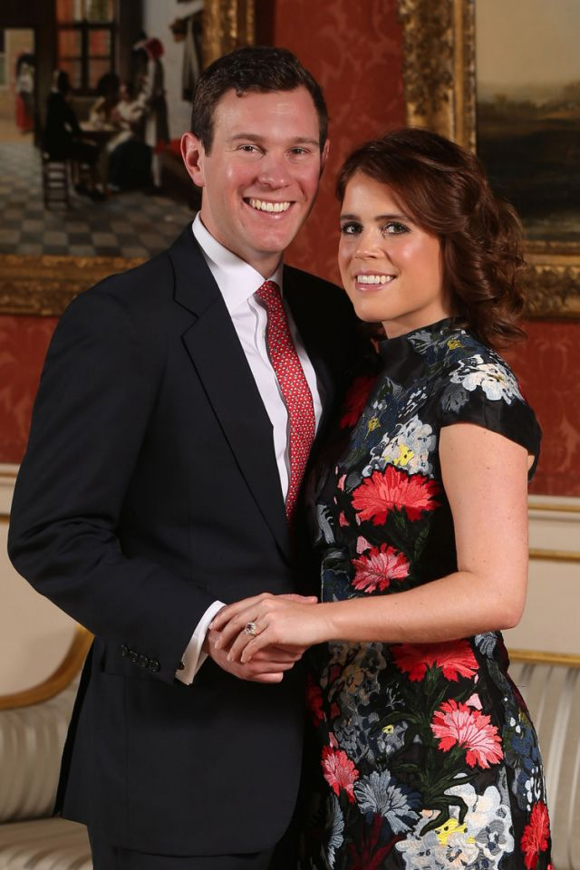 """she's been """"compiling Pinterest boards of cakes"""", but has not yet revealed what it will look or taste like. Photo Twitter Kensington Palace"""