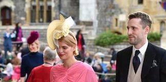 pixie geldof royal wedding Photo C PA