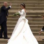 princess eugenie wedding live 1030407