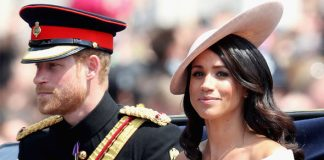 """What Meghan wants she gets"""" Image GETTY"""