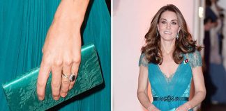 1 Kate Middleton news The Duchess is often seen wearing small minimalistic clutches Image GETTY