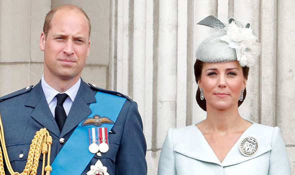 1 Prince William and Kate Middleton Image Getty