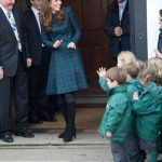 12 Catherine Duchess of Cambridge with Children Photo © Getty Images
