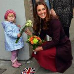 13 Catherine Duchess of Cambridge with Children Photo © Getty Images
