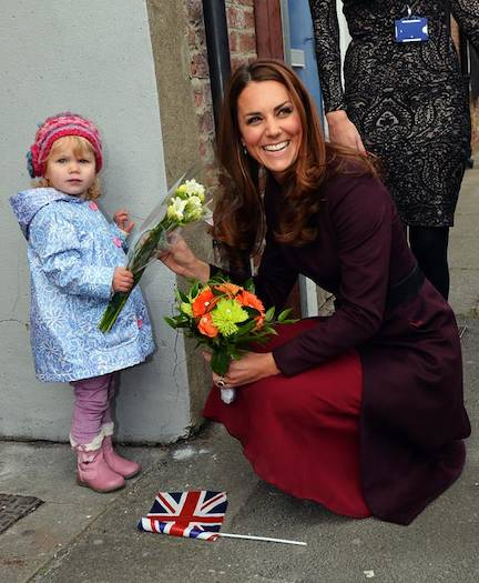18 Catherine Duchess of Cambridge with Children Photo © Getty Images