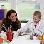 17 Catherine Duchess of Cambridge with Children Photo © Getty Images