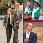 3 Princess Diana Prince William and Prince Harry Image Getty