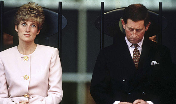 A documentary revealed Charles expected Diana to be in his shadow Image GETTY