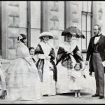 A group shot with Queen Victoria Prince Albert and their children Image BNPS