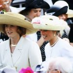 A royal biographer describes the pairs relationship as highly competitive Image Getty