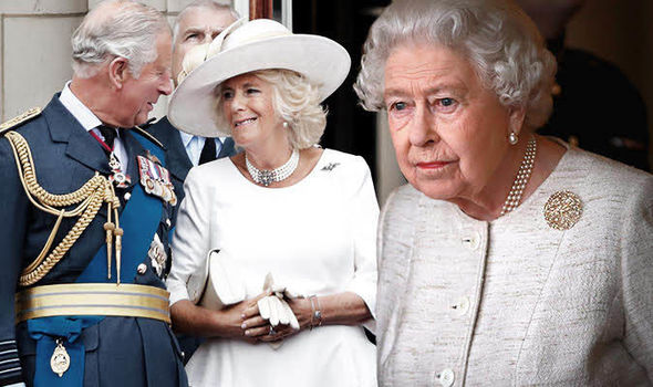 An explosive book has claimed that the Queen refused to forgive Prince Charles for his affair Image Getty