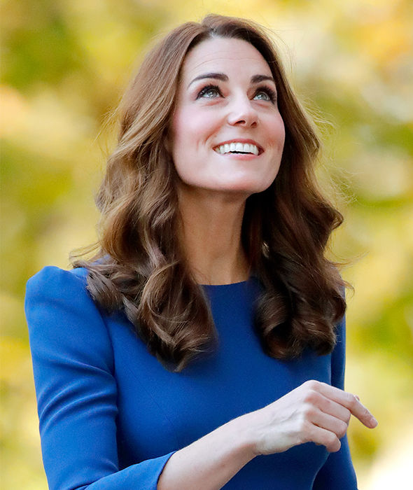 But the study reveals the Duchess of Cambridge is more influential than her sister in law Image GETTY