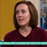Camilla Tominey on This Morning Image ITV