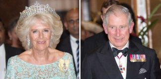 Camilla could become Queen Consort when Prince Charles takes the throne Image GETTY