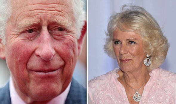 Changing perceptions Charles and Camilla now receive admiration from the British public Image Getty