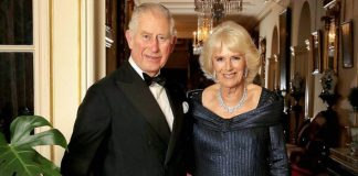 Charles and Camilla both impressed for the birthday party Image CHRIS JACKSON LARENCE HOUSE GETTY