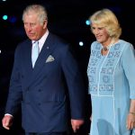 Charles and Camilla in the Gold Coast during their Australian tour earlier this year Source Getty