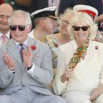 Charles and Camilla visited Commonwealth nations in Africa in November Image GETTY