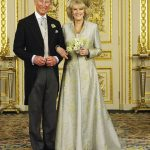 Charles and Camilla wed in 2005 Image GETTY