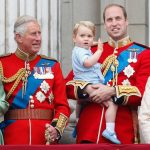 Charles is the paternal grandfather to Prince William and Kates three children Prince George five Princess Charlotte Photo C GETTY IMAGES