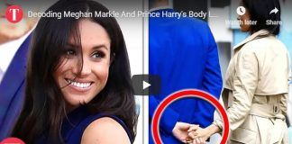 Decoding Meghan Markle And Prince Harrys Body Language After Pregnancy