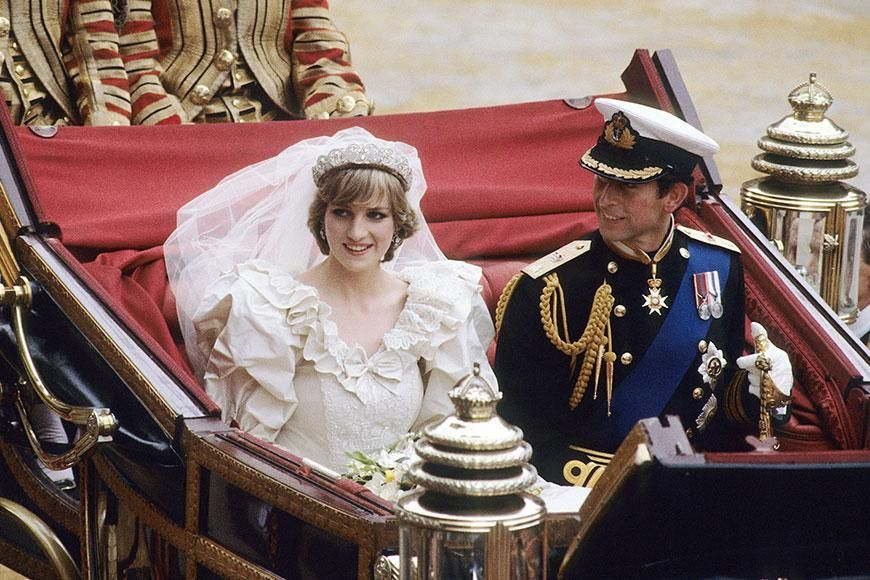 Diana was a princess because that was his highest rank at the time of their wedding Source Getty