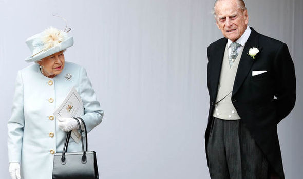 Elizabeth II news The royal couple have been married for 70 years Image GETTY