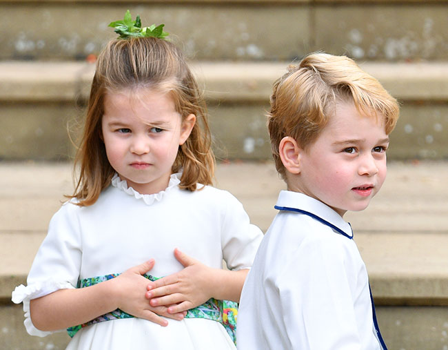How Prince Louis first Christmas will be celebrated differently Photo C GETTY