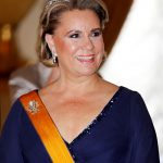 Grand Duchess Maria Teresa of Luxembourg has launched her own website Photo C REX