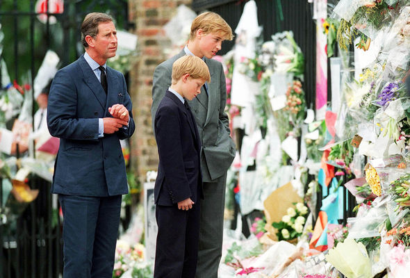 Harry has previously told how he bottled his grief up for nearly 20 years Image GETTY IMAGES