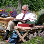 Having a quiet moment Images are part of a set to mark His Royal Highnesss 70th birthday Image Chris Jackson Getty Images for Clarence House