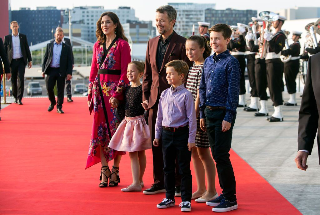 However it is unlikely the pair are headed for a divorce as they are committed to their four children and set to take on the roles as King and Queen of Denmark Source Getty