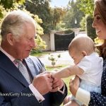In the same documentary William described Charles as being a brilliant grandfather although he wished Photo C GETTY