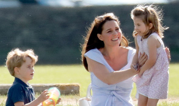 Kate Middleton hopes her children will not inherit one of he bad traits Image GETTY