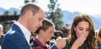 Kate Middleton Prince William They ate shellfish which is advised against for royals Image Getty