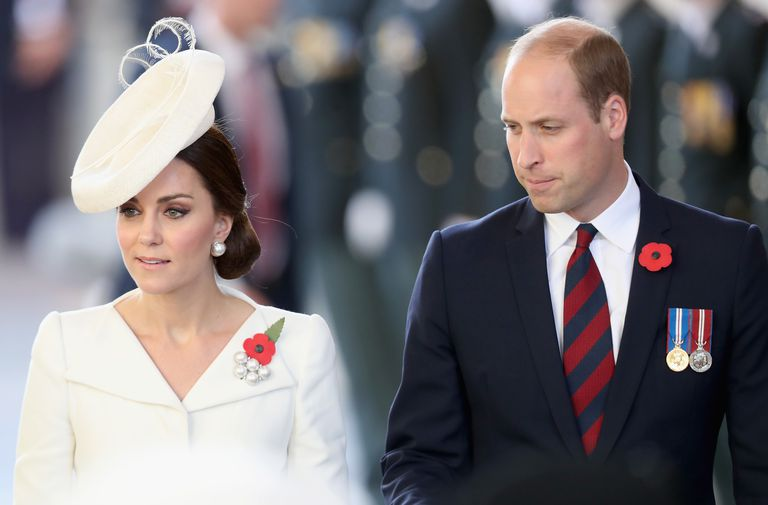 Kate Middleton and Prince William Have a Crazy Trick for Avoiding Photographers Photo C GETTY IMAGES 01