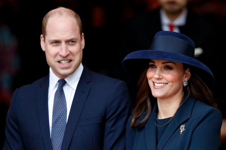 Kate Middleton and Prince William Have a Crazy Trick for Avoiding Photographers Photo C GETTY IMAGES