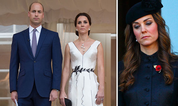 Kate Middleton and Prince William had a trial separation in 2004 Image Getty