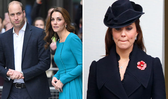 Kate Middleton and Prince William split up earlier in their relationship Image Getty