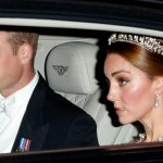 Kate Middleton and Prince William welcomed the King and Queen of the Netherlands last month Image GETTY