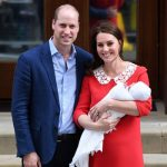 Kate Middleton gave birth to her third child Prince Louis earlier this year Image GETTY