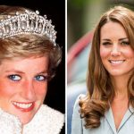 Kate Middleton is often compared to Princess Diana Image GETTY
