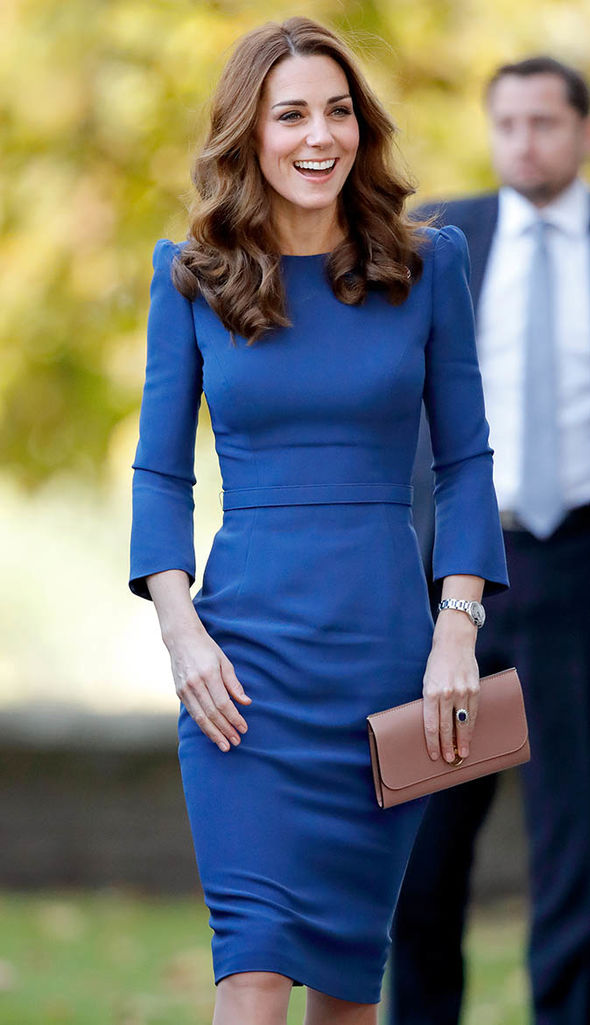 Kate Middleton news The Duchess of Cambridge visits the Imperial War Museum Image GETTY