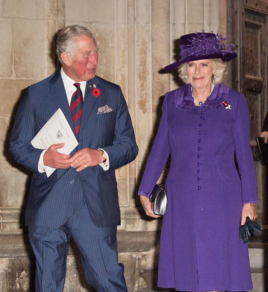 Camilla has been working hard in the background to prove her commitment to the Royal Family Image GETTY
