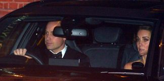 Kate and William arrive at Buckingham Palace for Prince Charles birthday Image PA