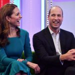 Kate and William have continuously championed anti bullying causes Image UK