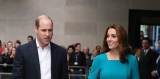Kate and William have had a busy week Image GETTY