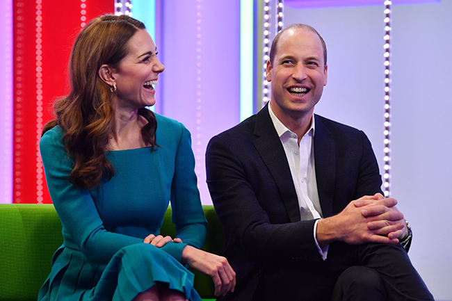 Prince William shares fears of letting children keep tablets in their bedrooms Photo C GETTY